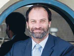Frankston MP Geoff Shaw grew a beard over the summer break but has kept it on with the aim of losing the fuzz in March for the Leukaemia Foundation's World's Greatest Shave fundraiser. Picture: Gary Sissons