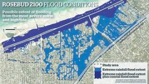 rosebud flood map 2012
