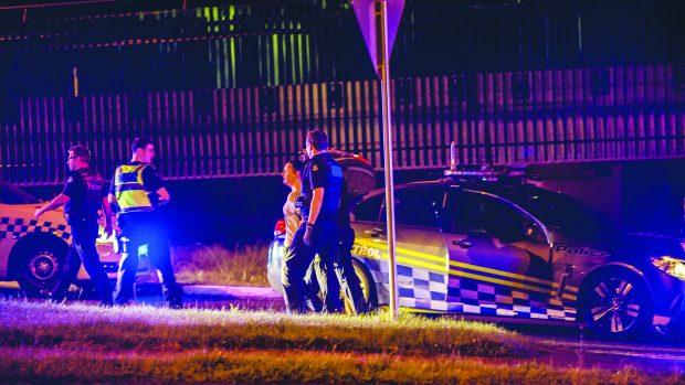 Police Arrest Patterson Lakes.
