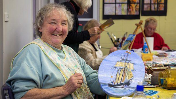 Arts and Crafts Rye