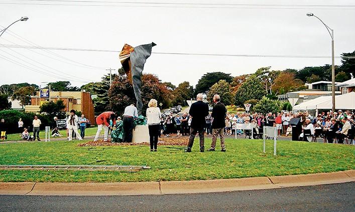 Flinders sculpture