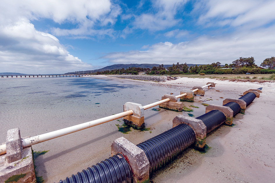 Sand plan: Residents can find out about proposed renourishment of Rosebud beach near the pier during an information session later this month. Picture: Yanni