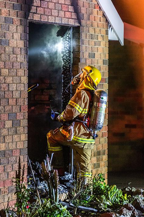 Housefire Mornington