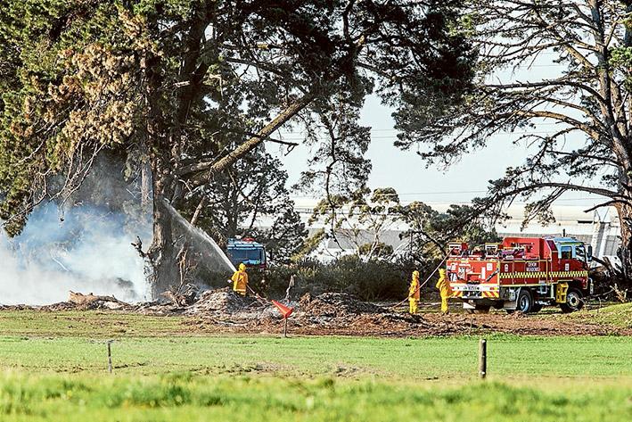 Hastings Fire