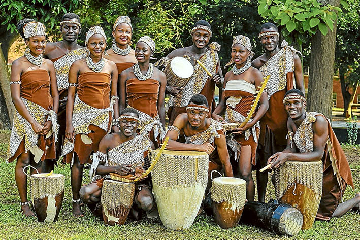 Vibrant culture: Ubuntu will kick-start its three-month Australian tour in Mt Martha, Friday 8 April.