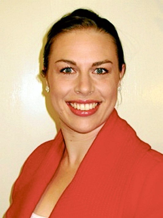 Labor's hope: Carolyn Gleixner is Labor's candidate for the federal seat of Flinders held for the past 15 years by Greg Hunt.