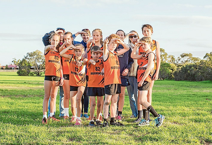 On the lookout: Mornington Little Athletics Centre members are desperate to find a new home base. Picture: Jarryd Bravo