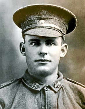 Soldier Hibbert SPN