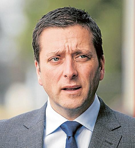 No second chances: Matthew Guy says violent offenders should not be bailed.