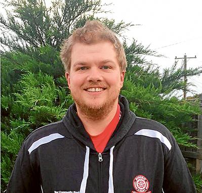 Great Scott: Rosebud Heart senior coach Scott Morrison.
