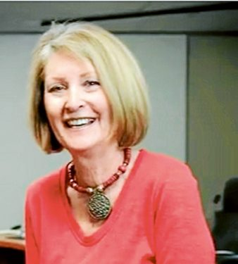 Councillors' counsellor: Ex-Kingston mayor Topsy Petchey is now in the consultancy business.