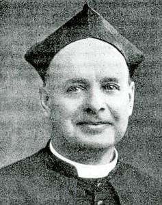 Robert Bates, rector of All Saints