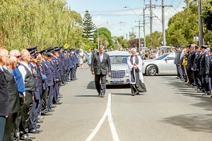 BEN MAYNE FUNERAL GUARD OF HONOUR 25-02-2016 BY YANNI 04