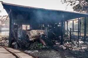 Crib Point Fire 2 049
