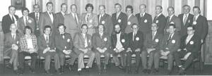 Hastings Rotary Club Members, circa 1973: