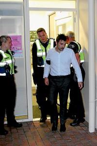 GH arrests 6-5-15 - 3